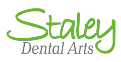 Staley Dental Arts Retina Logo